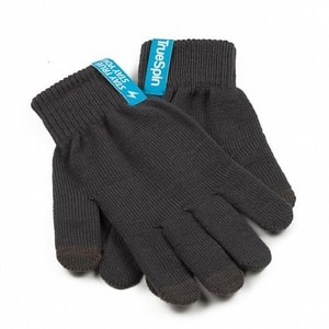 перчатки TRUESPIN TOUCH GLOVES grey