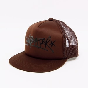 Кепка Anteater trucker brown