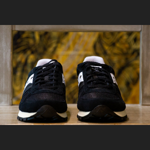 кроссовки Saucony Shadow O Vintage black