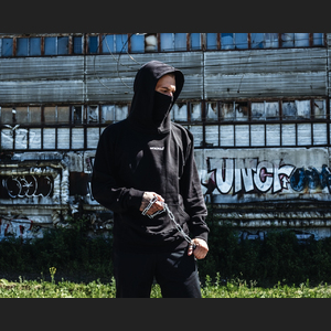 Худи Molotov Mask Black 2.0