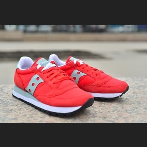 Saucony Jazz O Red