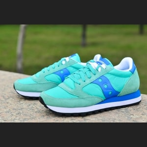 Saucony Jazz O Light Green/Blue